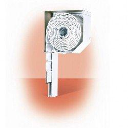 Външна ролетна щора –  PVC ПРИМА с вграден комарник