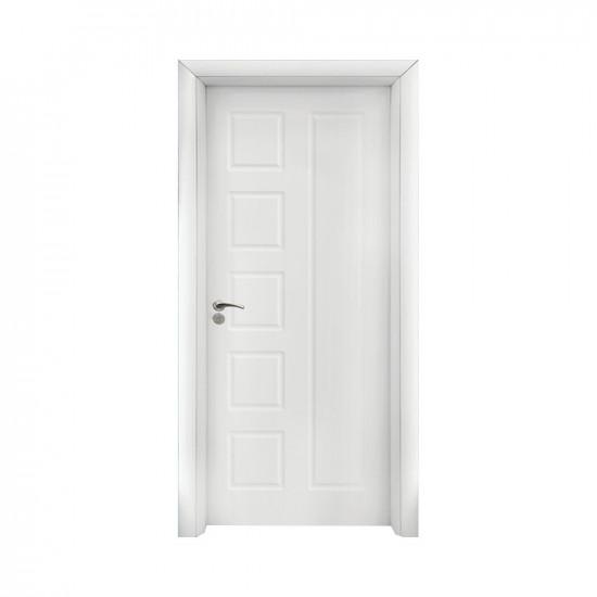 Интериорна врата 048-P бял