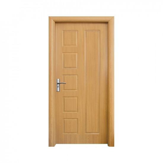 Интериорна врата 048-P светъл дъб