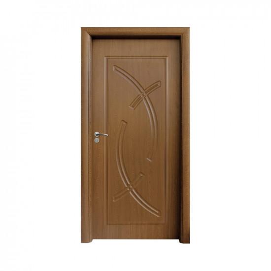 Интериорна врата 056-P златен дъб