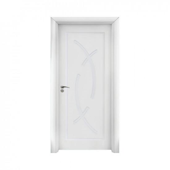 Интериорна врата 056-P бял