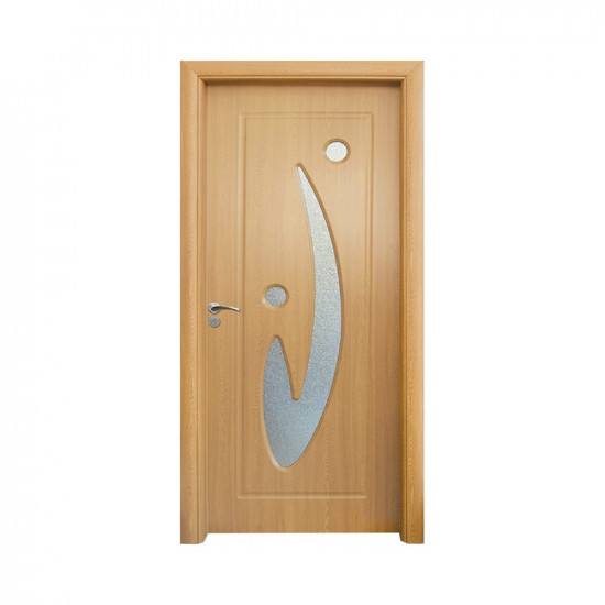 Интериорна врата 070 светъл дъб