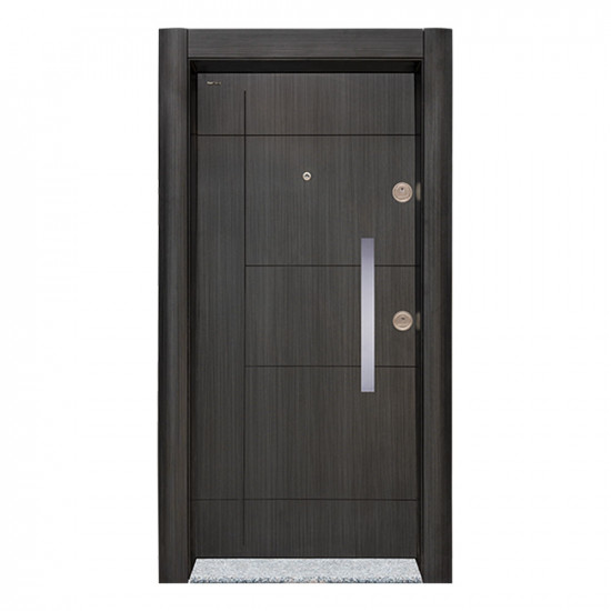Блиндирана врата Старлайф СЛ-203 Черна перла